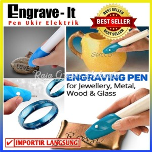 Katalog Alat Ukir Elektrik Engrave It Electric Carve Tool Pen Katalog.or.id