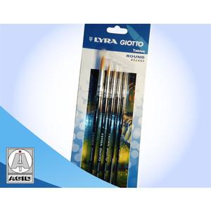 Katalog Lyra Brush Art Round Set Katalog.or.id
