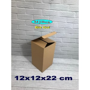 Harga Kardus Karton Box Uk 7x2x14 Cm Die Cut Baru Polos Katalog.or.id