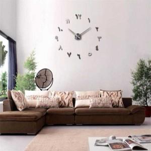 Harga Jam Dinding Besar Raksasa Dekorasi Minimalist 3d Giant Wall Clock Diy Katalog.or.id