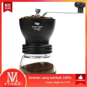 Katalog Terlaris Electric Coffee Grinder Espresso Grinder One Touch Katalog.or.id