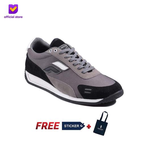Foto Produk Footstep Footwear Fusion V2 KK23 X Kim Kurniawan - Black Grey - 43 dari Footstep Footwear