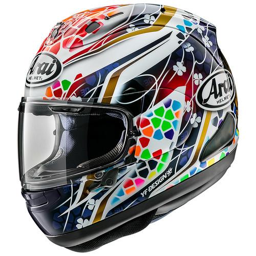 Foto Produk Arai SNI RX7X NAKAGAMI GP2 Helm Full Face - White - L dari Arai Indonesia