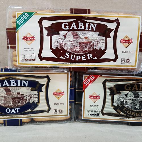 Foto Produk Gabin Anekabis / Biskuit Gabin - Super dari Bos Jaya Santosa