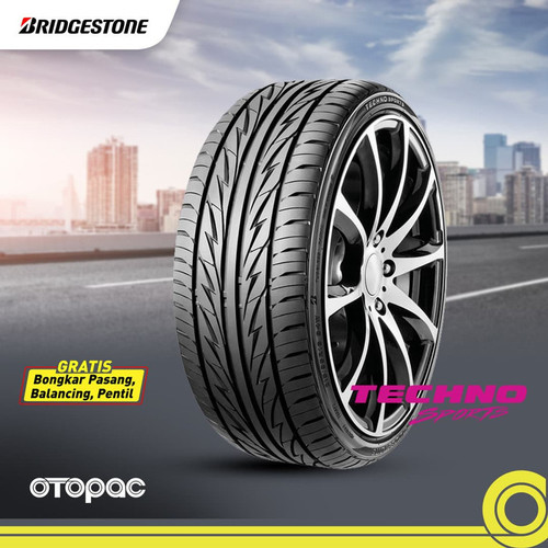 Foto Produk Ban Mobil 205/55 R16 Bridgestone Techno Sport dari OTOPAC Indonesia