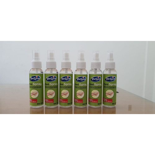 Foto Produk Hand Sanitizer Bio Spray dari belanjasemuastore