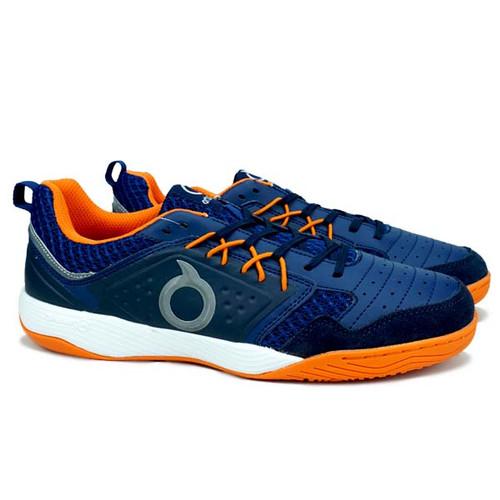 Foto Produk Sepatu Futsal Ortuseight Jogosala Penumbra - Dark Navy, 37 dari SPORTAWAYS