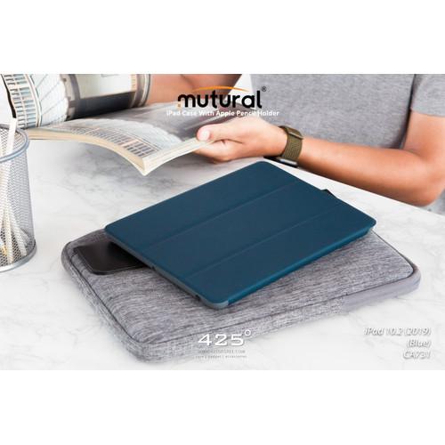 Foto Produk Casing Case Ipad Mini 8 2020 10.2 inch Mutural Cover Original - Biru dari toko besar accessories