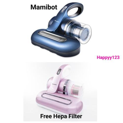 Foto Produk Mamibot UV Vacuum Cleaner Cordless Mite Killer Penyedot Debu Tungau - Biru dari Happyy123
