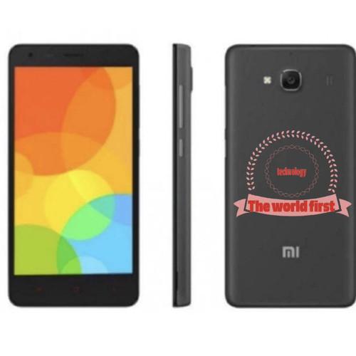 Foto Produk Xiaomi Redmi 2 1/8 GB - Hitam, 1 8 dari liba baiying