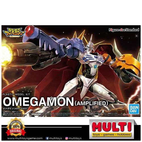 Foto Produk FIGURE-RISE STANDARD OMEGAMON AMPLIFIED 57816 / GUNPLA / MOKIT/ FIGURE dari Multi Toys