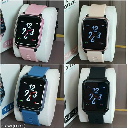 Foto Produk Jam Tangan Wanita Digitec Smart Watch Strap Karet PULSE Original dari Ogyta Shop