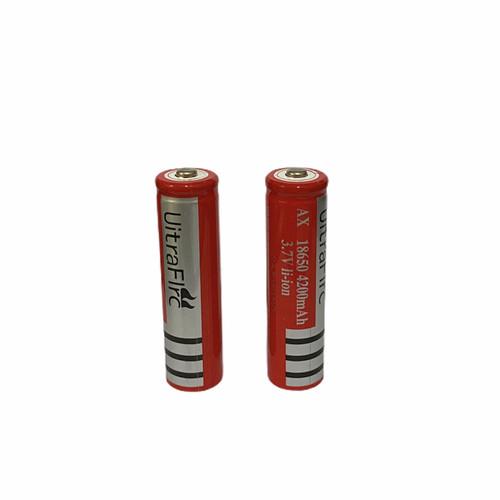 Foto Produk baterai swat recharger 18650 dari cyber