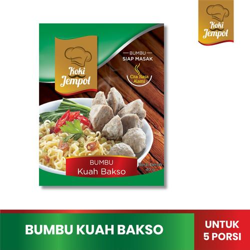 Foto Produk Koki Jempol Bumbu Kuah Bakso dari Koki Jempol