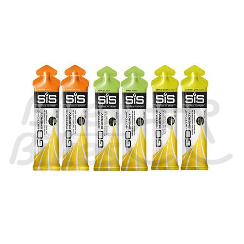 Foto Produk SIS GO ISOTONIC ENERGY GEL 60 ml - Orange dari Bitesnbikes