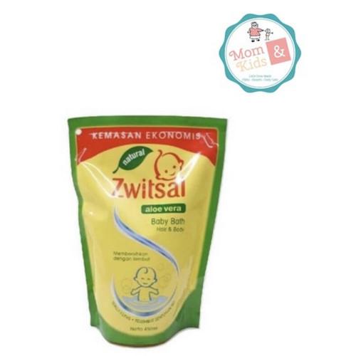 Foto Produk Zwitsal Natural Baby Bath 2 in 1 450ml dari Toko Susu Mom n Kids
