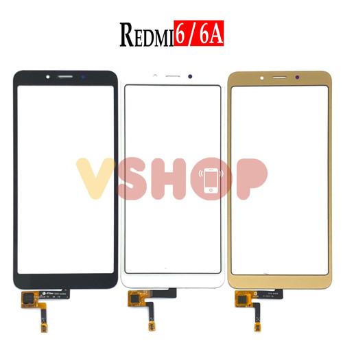 Foto Produk Touchscreen Layar Sentuh Xiaomi Redmi 6 Redmi 6A Ori - Gold dari vshop sparepart