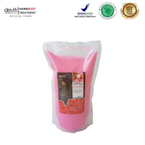 Foto Produk Refill Hair Conditioner Deviti 1 L Fragaria dari Deviti Indonesia