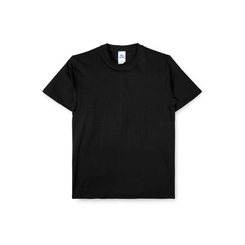 Foto Produk T-shirt Stitch Supply Premium Cotton Hitam sz S M L - Hitam, S dari Stitch Supply