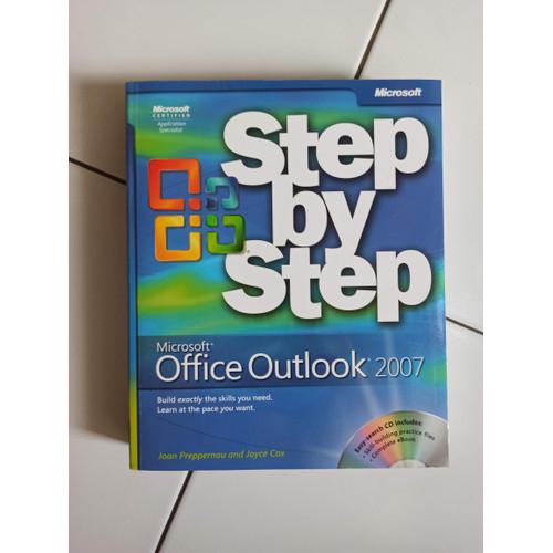 Foto Produk Buku Import Microsoft Office Outlook 2007 Step by Step Bahasa Inggris dari Toko Buku Bekas Aksiku