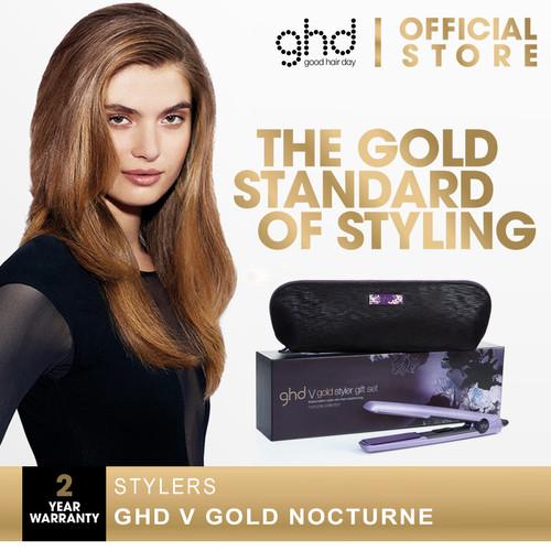 Foto Produk GHD V Gold Nocturne Styler Catokan Rambut dari GHD Official Store