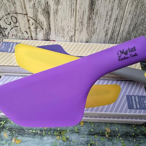 Foto Produk spatula silikon jumbo besar Meizt dari Mina Kitchen Tools