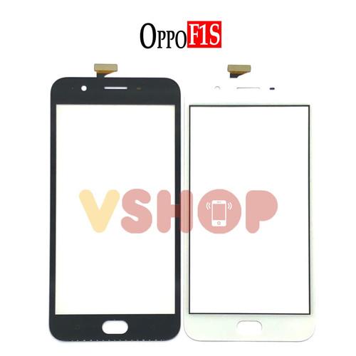 Foto Produk Touchscreen Layar Sentuh Oppo F1S A59 - Hitam dari vshop sparepart