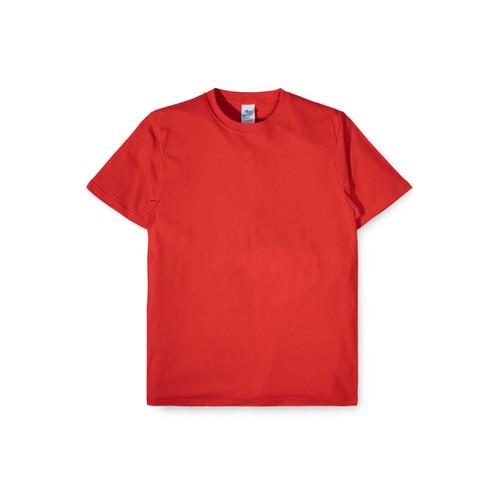 Foto Produk T-shirt Stitch Supply Premium Cotton Merah sz XL XXL - Merah, XL dari Stitch Supply