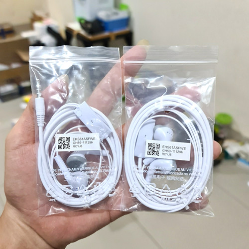 Foto Produk HEADSET SAMSUNG J1 ACE ORI VIETNAM 100%. dari Perfect_Cell