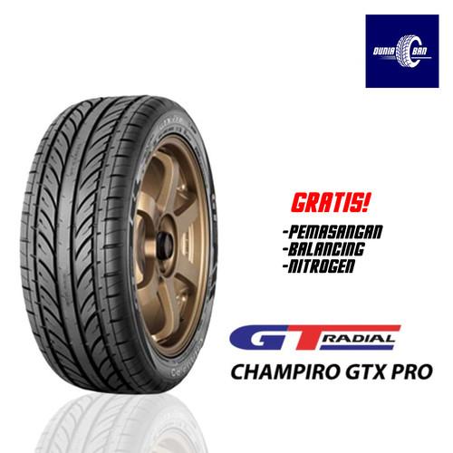 Foto Produk Ban Mobil GT Radial CHAMPIRO GTX PRO 185/65 R13 dari Dunia Ban Indonesia