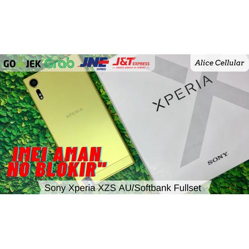 Foto Produk Sony Xperia XZS Fullset Seken ORI dari Alice Cellular