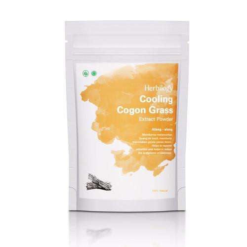 Foto Produk Herbilogy - Refreshing Cogon Grass Extract Powder 100gr dari Biang Laris