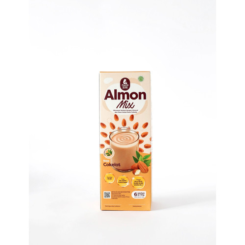 Foto Produk MamaBear Almon Mix Rasa Cokelat dari mamabearcoid