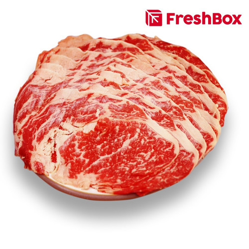 Foto Produk RIB EYE MB 5 SHABU 300gr FreshBox dari FreshBox