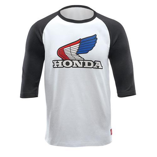 Foto Produk HONDA Classic T-Shirt Black M AHTS0101041 dari Honda Cengkareng