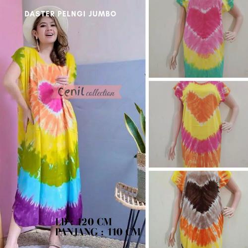 Foto Produk Daster Bali / Dress Bali / Daster Pelangi Jumbo fit to XXL dari cenil123