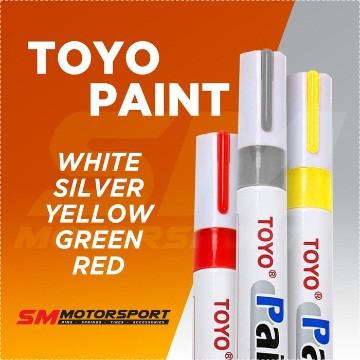 Foto Produk Spidol Ban Toyo dari YopieSMmotor
