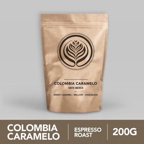 Foto Produk Colombia Caramelo 200g - Biji Kopi Arabika 200gr | Coffeenatics dari Coffeenatics