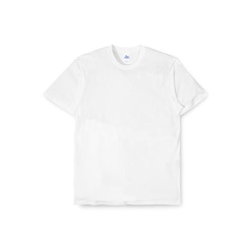 Foto Produk T-shirt Stitch Supply Premium Cotton Putih sz S M L - Putih, M dari Stitch Supply