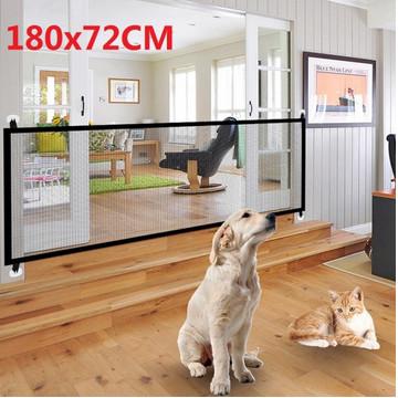 Foto Produk Pagar Jaring Pembatas Pintu Size 180x72cm dari Sispet