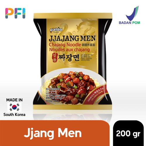 Foto Produk PALDO JJAJANG MEN 200 GR Mie Korea dari Premium Food Importer