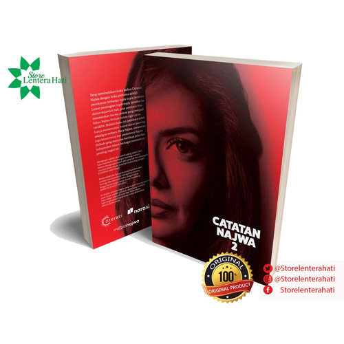 Foto Produk Buku Catatan Najwa 2 dari STORE LENTERA HATI