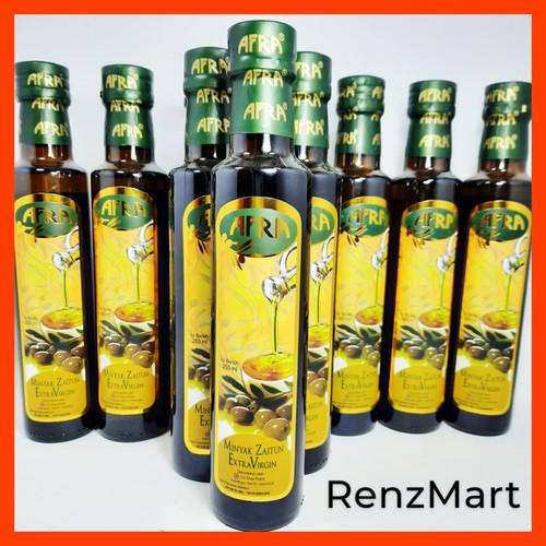 Foto Produk Minyak Zaitun Asli Perasan Pertama - Minyak Zaitun Afra 250ml - Bubble dari RenzMart