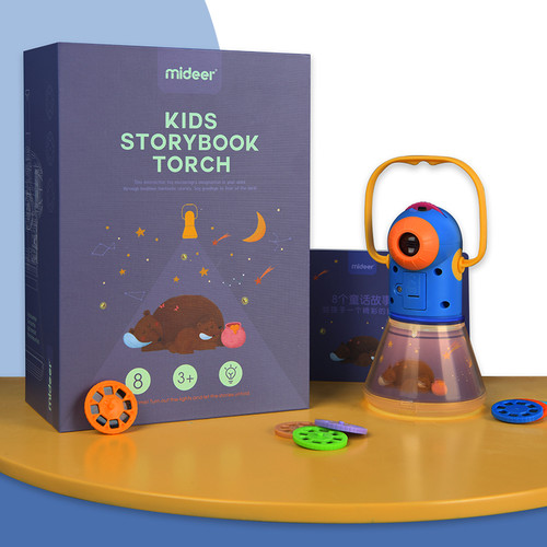 Foto Produk Mideer Kids Story Book Torch (with handle) dari Smartkids_playtime