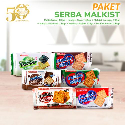 Foto Produk Paket Serba Malkist dari Khong Guan Biscuits Shop