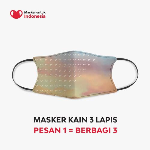 Foto Produk Kakena x Masker untuk Indonesia dari Masker untuk Indonesia