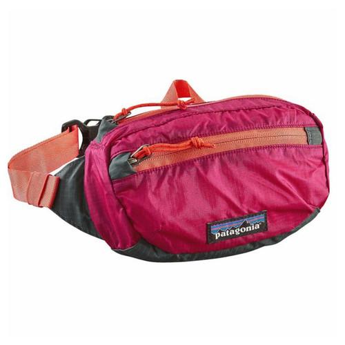 Foto Produk Tas Pinggang Sling Bag Waistbag Patagonia Lightweight Mini Hip Pack - Craft Pink dari peThewele Outdoor