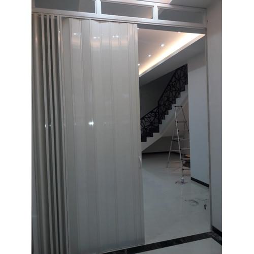 Foto Produk Pintu Lipat PVC dari Partisi Pireki