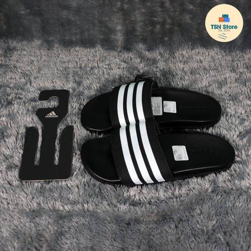 Foto Produk Sandal Pria Adidas Slide Adilette Comfort Original - 42, Hitam dari TSN Store 30