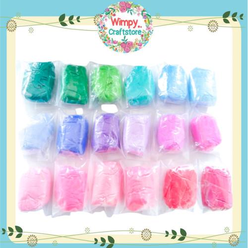 Foto Produk Joyfull Clay Resin Clay Bahan Clay Air Dry Clay Cold Porcelain Clay - Baby Tosca dari Wimpy Clay